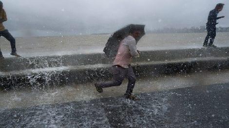 मुसळधार पाऊस